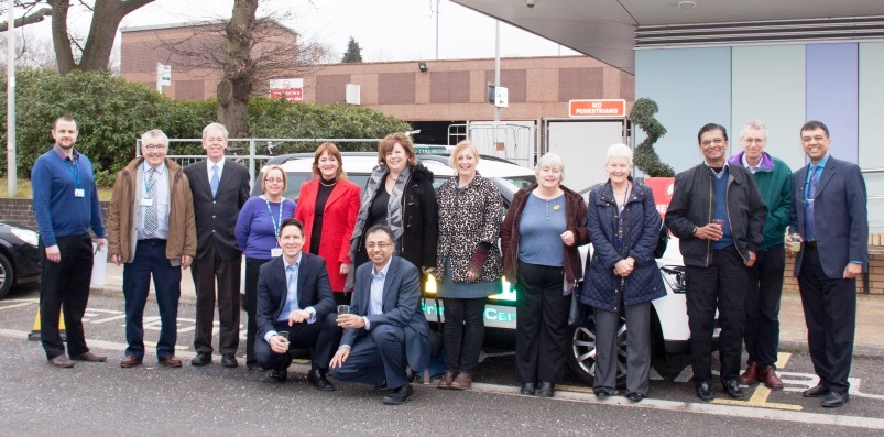 Frimley Primary Care Services 20th anniversary