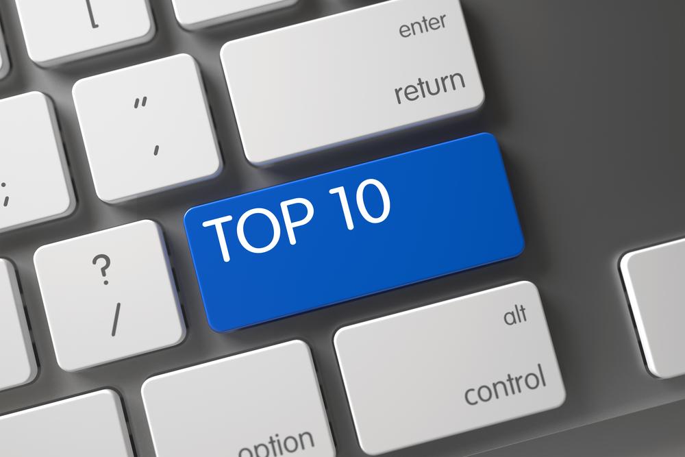 Résultats de recherche d'images pour «top 10»